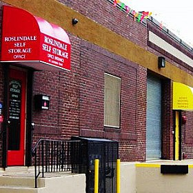 THE GROSSMAN COMPANIES ACQUIRES ROSLINDALE SELF STORAGE